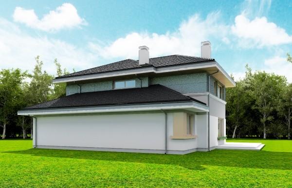 Animacja - projekt domu Sydney