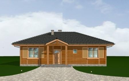 Animacja - projekt domu Dudek