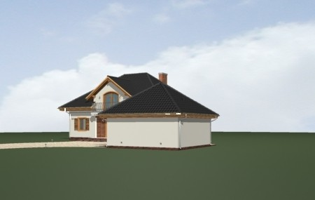Animacja - projekt domu Filip