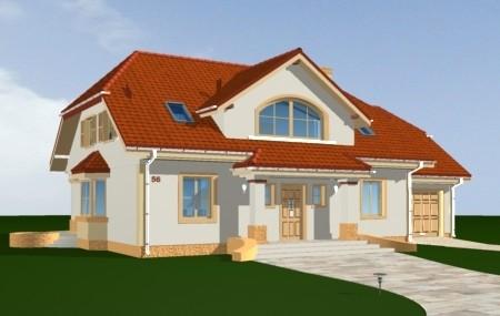 Animacja - projekt domu Fokus