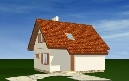 Animacja - projekt domu Francik
