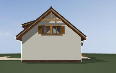 Animacja - projekt domu Fraszka