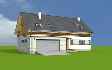 Animacja - projekt domu Gala