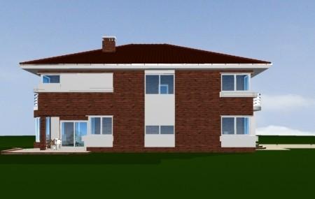 Animacja - projekt domu Gabriela 3