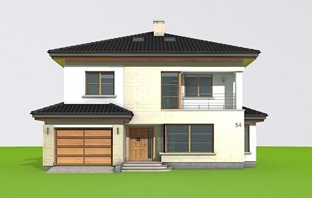 Animacja - projekt domu Vega