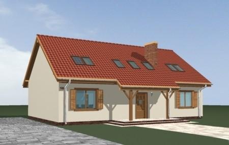 Animacja - projekt domu Iskierka