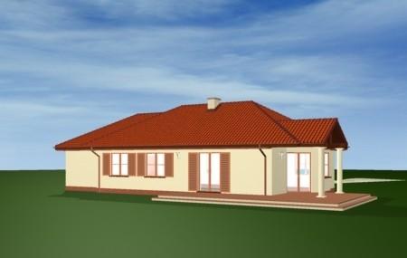 Animacja - projekt domu Jak marzenie 3