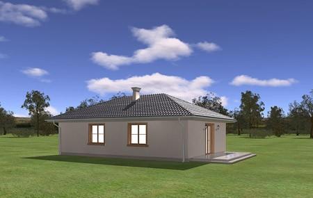 Animacja - Projekt domu Kropka