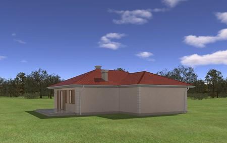 Animacja - projekt domu Urwis 2