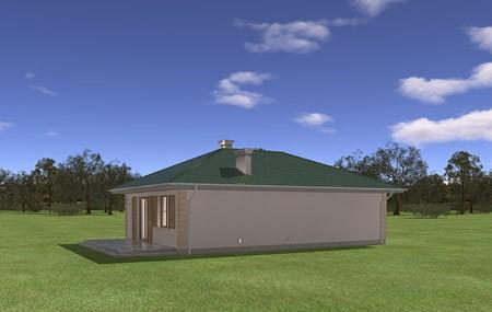 Animacja - projekt domu Urwis