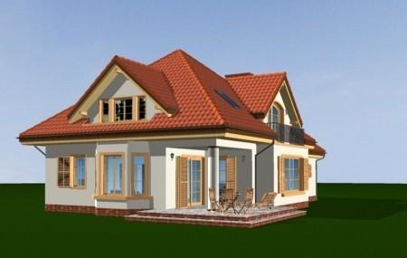 Animacja - projekt domu Julka