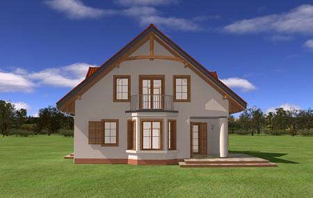 Animacja - projekt domu Julka 3