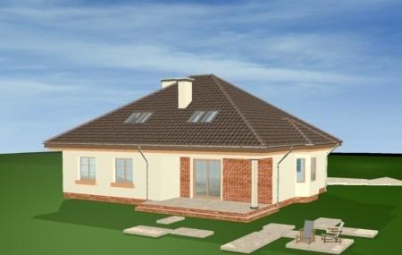 Animacja - projekt domu Natalia