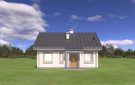 Animacja - Projekt domu Kajtek