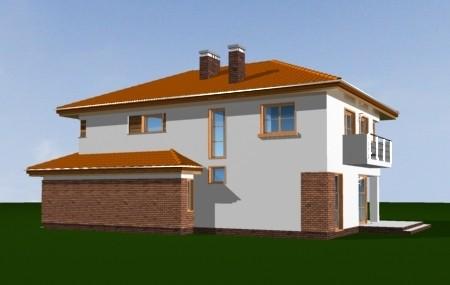 Animacja - projekt domu Kasjopea