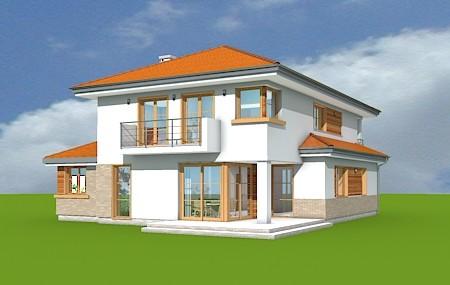 Animacja - projekt domu Kasjopea 3