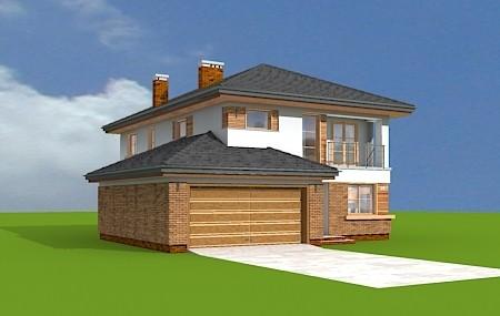 Animacja - projekt domu Kasjopea 4