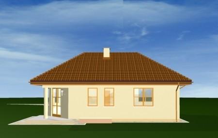 Animacja - projekt domu Klejnot