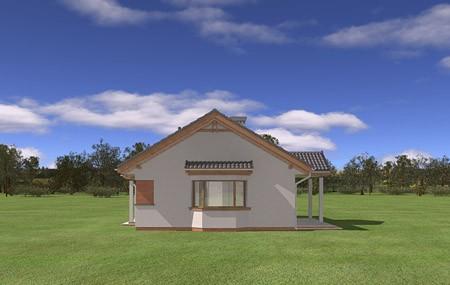 Animacja - projekt domu Perełka