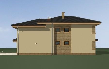 Animacja - projekt domu Koral