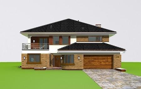 Animacja - projekt domu Wiola