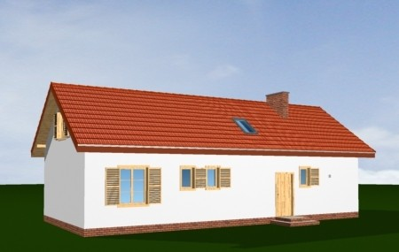 Animacja - projekt domu Szczygieł