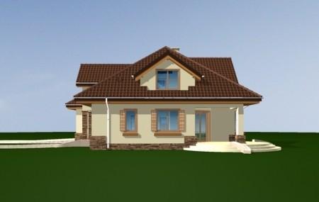 Animacja - projekt domu Maja 3