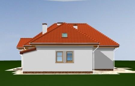 Animacja - projekt domu Mazurek 3