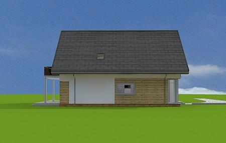 Animacja - projekt domu Miejski