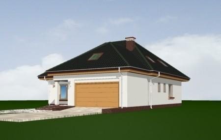 Animacja - projekt domu Natalia 2