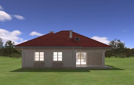 Animacja - projekt domu Natalia 3