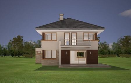 Animacja - Projekt domu Helios
