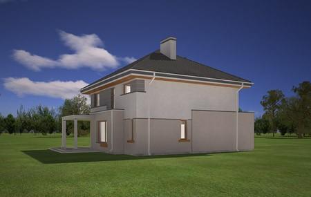 Animacja - projekt domu Artemida