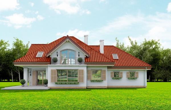 Animacja - Projekt domu Ofelia