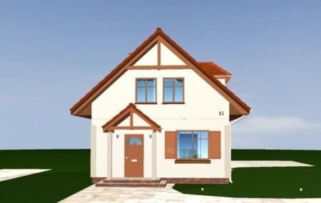 Animacja - Projekt domu Pierwszy dom