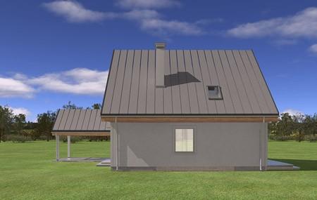 Animacja - Projekt domu Jaś