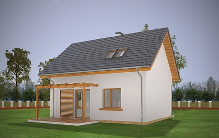 Animacja - Projekt domu Ania