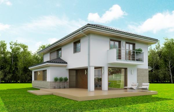 Animacja - Projekt domu Kasjopea 5