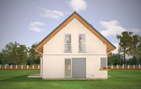 Animacja - projekt domu Mikrus