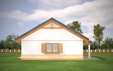 Animacja - projekt domu Żabka 3