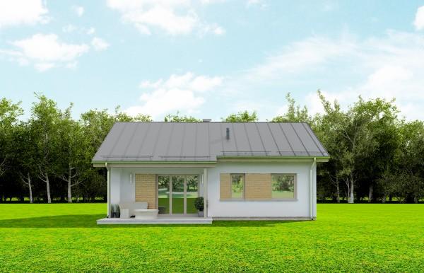 Animacja - Projekt domu Biedronka