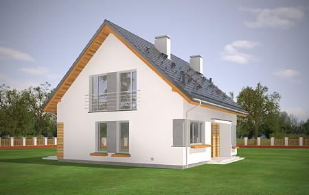 Animacja - Projekt domu Idealny