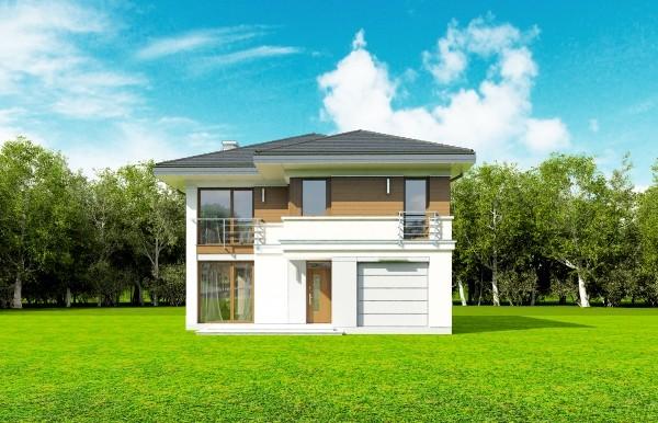 Animacja - projekt domu Tytan
