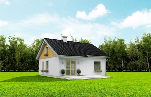 Animacja - Projekt domu Zosia 2