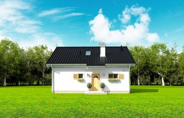 Animacja - Projekt domu Zosia 3