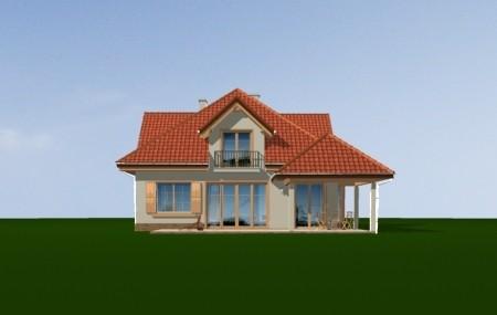 Animacja - projekt domu Joanna