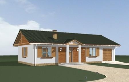 Animacja - projekt domu Promyk