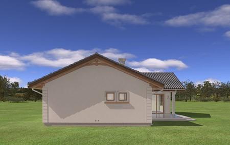 Animacja - projekt domu Miluś