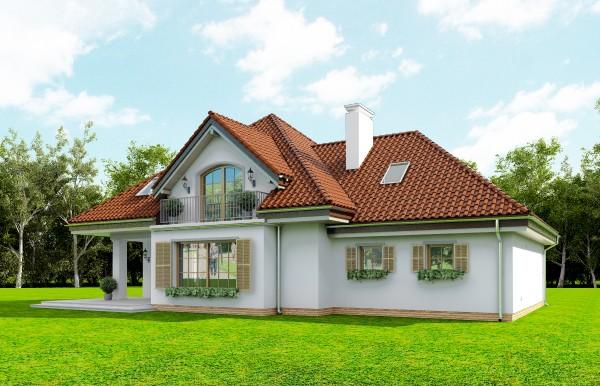 Animacja - projekt domu Romeo