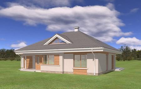 Animacja - projekt domu Rozwojowy